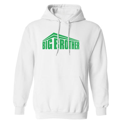 Big Brother Green All Stars Logo Fleece Hooded Sweatshirt | Official CBS Entertainment Store