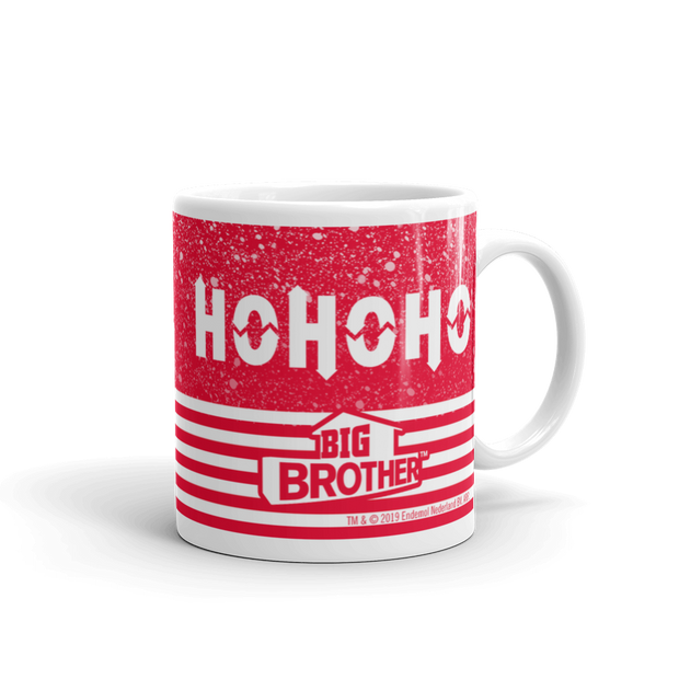 Big Brother HOHOHO HOH 11 oz White Mug | Official CBS Entertainment Store