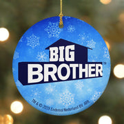 Big Brother Logo Double Sided Ornament | Official CBS Entertainment Store
