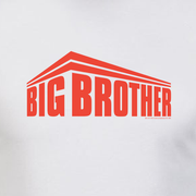 Big Brother Red All Stars Logo Men's Tri-Blend T-Shirt | Official CBS Entertainment Store