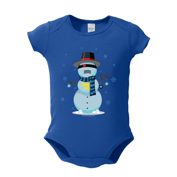 Big Brother Snowbot 3000 Baby Bodysuit | Official CBS Entertainment Store