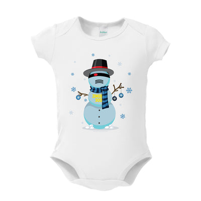 Big Brother Snowbot 3000 Baby Bodysuit
