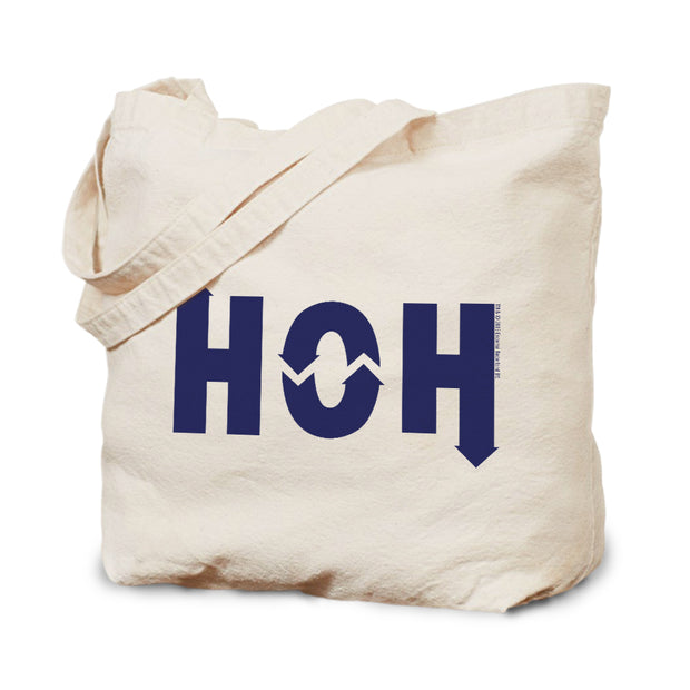 Big Brother HOH Canvas Tote Bag | Official CBS Entertainment Store