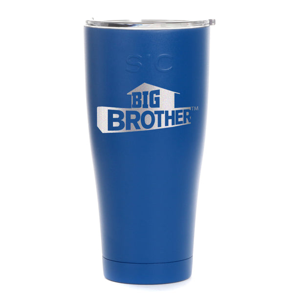 Big Brother Logo Laser Engraved SIC Tumbler | Official CBS Entertainment Store
