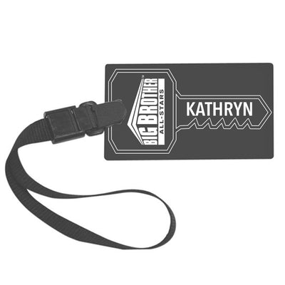Big Brother All Stars Logo Personalized Luggage Tag