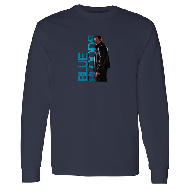 Blue Bloods Danny Reagan Adult Long Sleeve T-Shirt