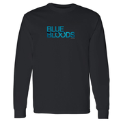 Blue Bloods Logo Adult Long Sleeve T-Shirt