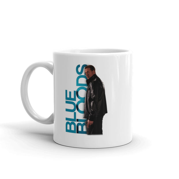 Blue Bloods Danny Reagan White Mug