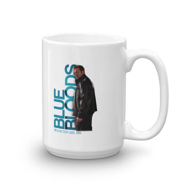 Blue Bloods Danny Reagan White Mug | Official CBS Entertainment Store