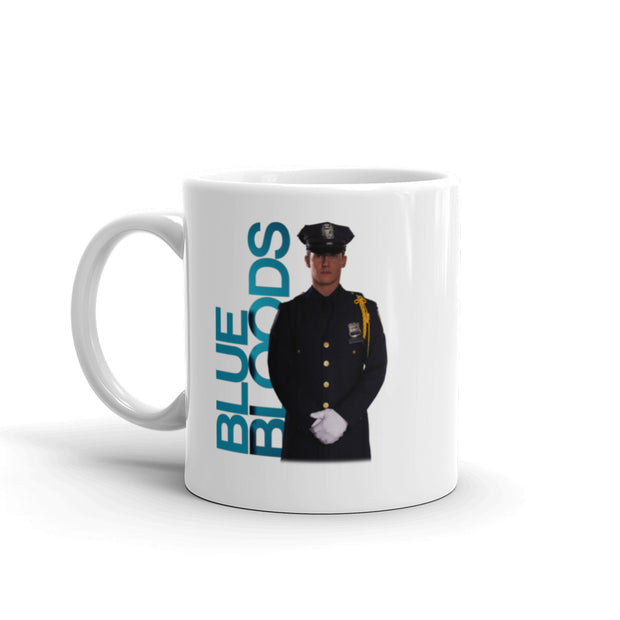 Blue Bloods Jamie Reagan White Mug | Official CBS Entertainment Store