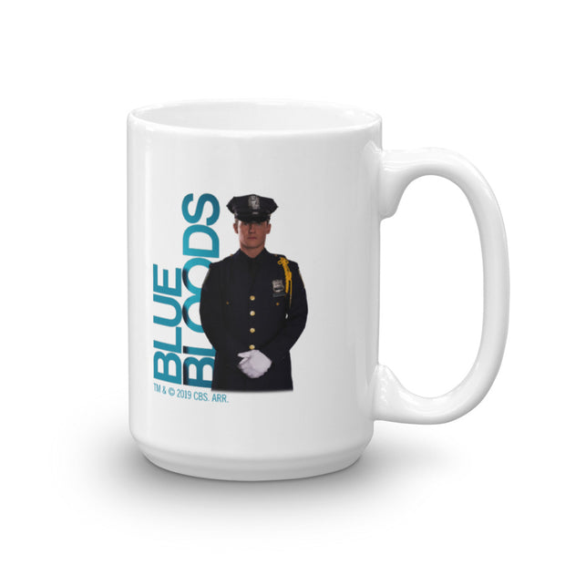 Blue Bloods Jamie Reagan White Mug