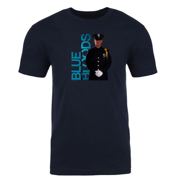 Blue Bloods Jamie Reagan Adult Short Sleeve T-Shirt