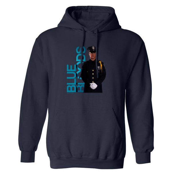 Blue Bloods Jamie Reagan Fleece Hooded Sweatshirt