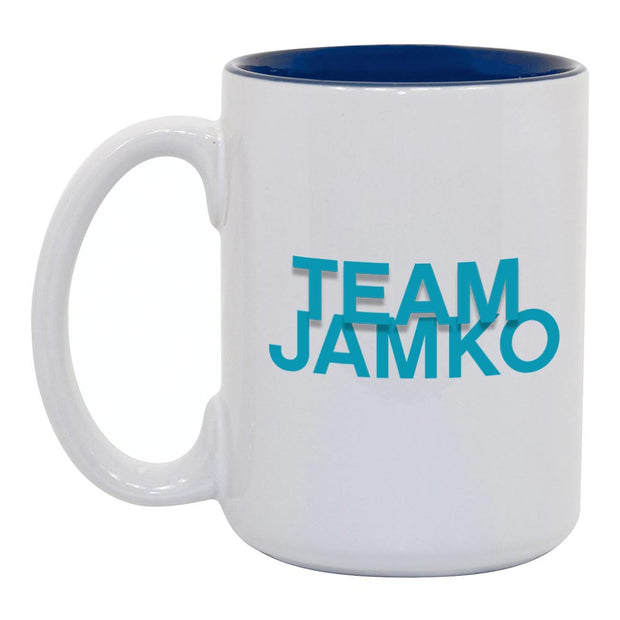 Blue Bloods Team Jamko Two-Tone Mug