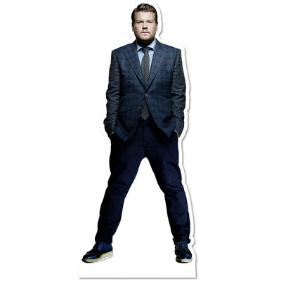 James Corden Standee | Official CBS Entertainment Store