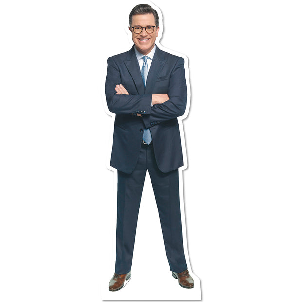 Stephen Colbert Standee | Official CBS Entertainment Store