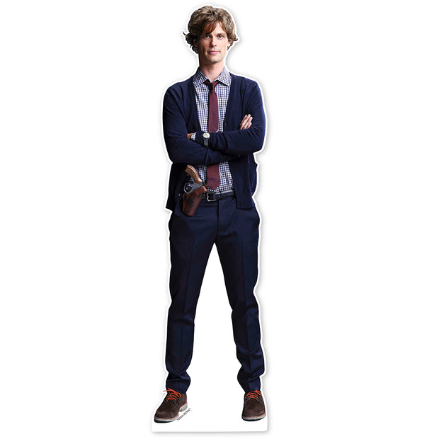 Criminal Minds Spencer Reid Standee | Official CBS Entertainment Store