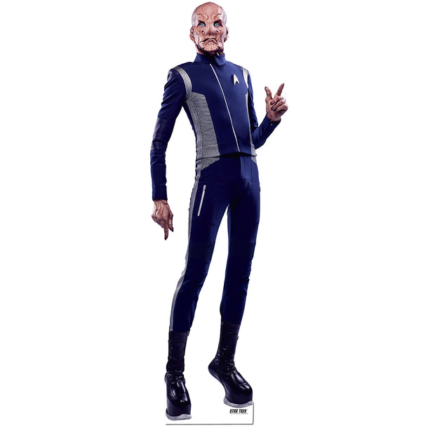 Star Trek: Discovery Saru Standee | Official CBS Entertainment Store
