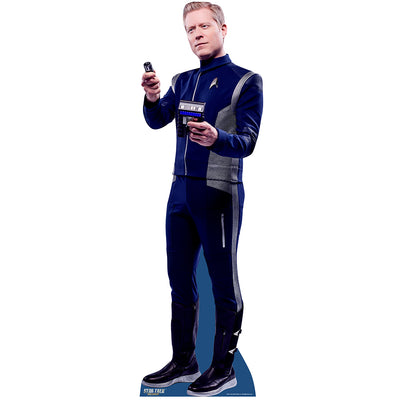 Star Trek: Discovery Paul Stamets Standee | Official CBS Entertainment Store