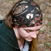 Survivor 20 Years 40 Seasons Commemorative Black BUFF ® Headwear | Official CBS Entertainment Store