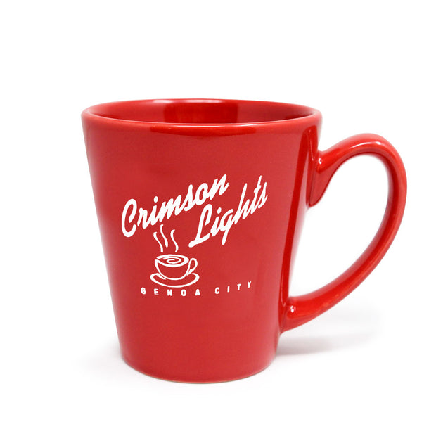 The Young and the Restless Crimson Lights Mug | Official CBS Entertainment Store