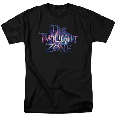 The Twilight Zone Galaxy Adult Short Sleeve T-Shirt