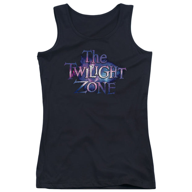 The Twilight Zone Galaxy Junior Tank Top