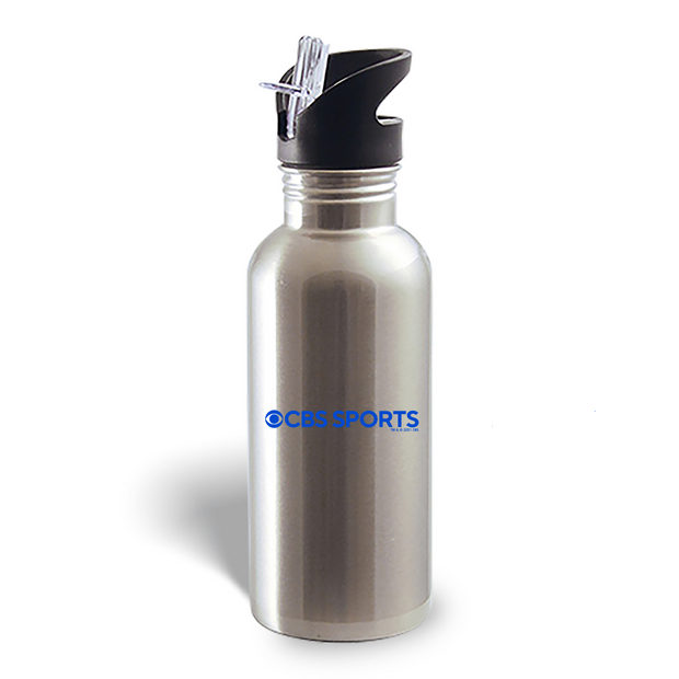 CBS Sports Logo 20 oz Water Bottle