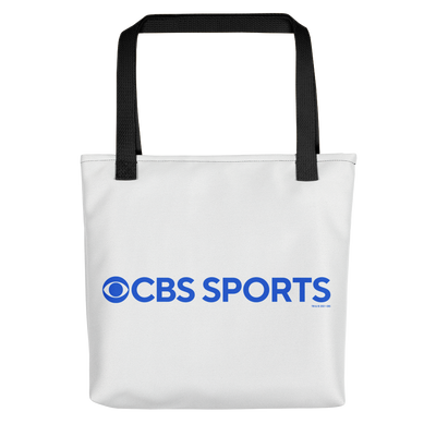 CBS Sports Logo Premium Tote Bag