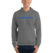 CBS Sports Logo Adult Fleece Hooded Sweatshirt