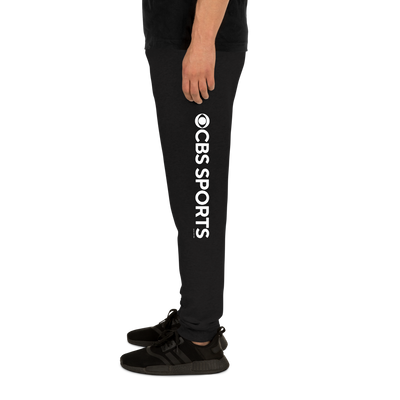 CBS Sports Logo Adult Fleece Joggers
