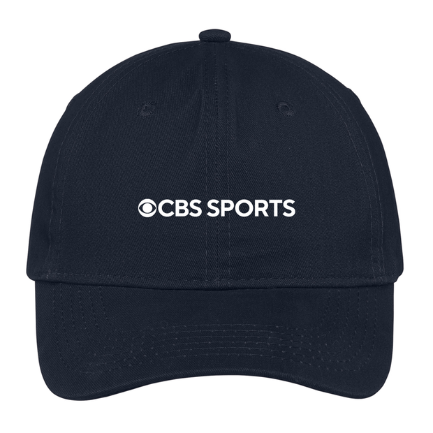 CBS Sports Logo Embroidered Hat
