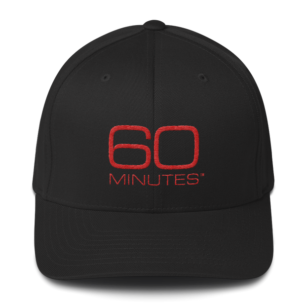 CBS News 60 Minutes Embroidered Hat