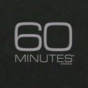 CBS News 60 Minutes Logo Journal | Official CBS Entertainment Store