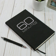 CBS News 60 Minutes Logo Journal