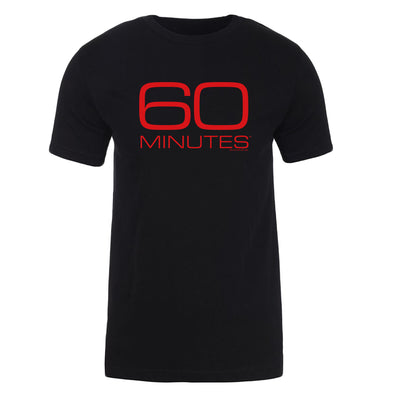 CBS News 60 Minutes Adult Short Sleeve T-Shirt