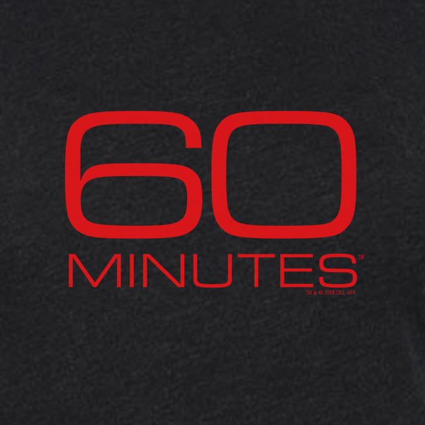 CBS News 60 Minutes Logo Women's Tri-Blend T-Shirt