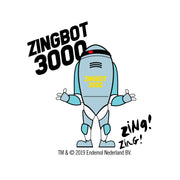 Big Brother Zingbot 3000 White Mug | Official CBS Entertainment Store