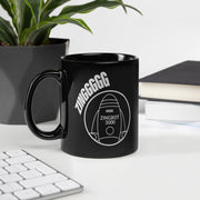 Big Brother Zingbot Black Mug | Official CBS Entertainment Store