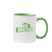 Big Brother Hashtag Personalized Two Tone 11 oz Mug | Official CBS Entertainment Store