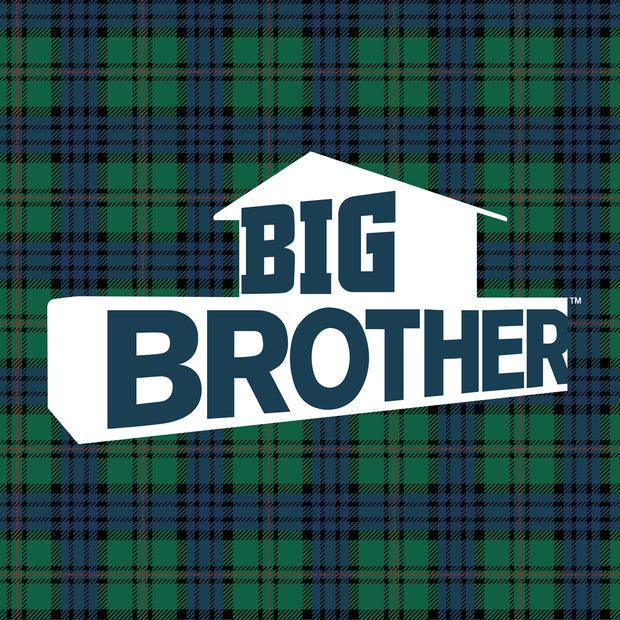 Big Brother Logo Sherpa Blanket