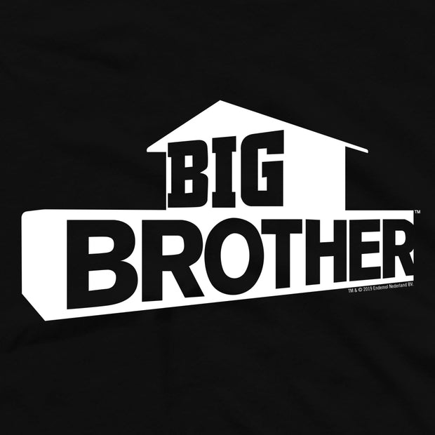 Big Brother Logo Adult Short Sleeve T-Shirt