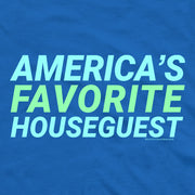 Big Brother America's Favorite Houseguest Adult Short Sleeve T-Shirt