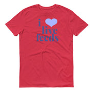 Big Brother Live Feeds Adult Short Sleeve T-Shirt
