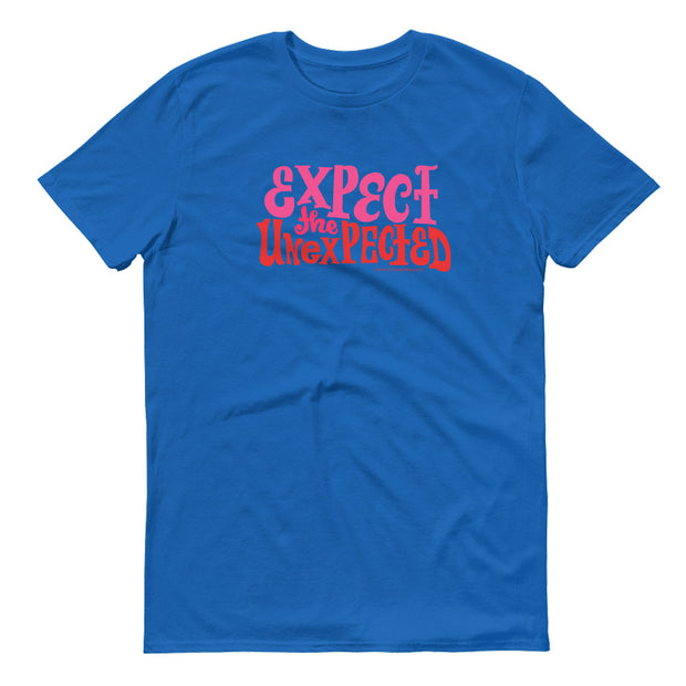 Big Brother Expect the Unexpected Adult Short Sleeve T-Shirt