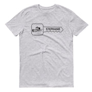 Big Brother Key Personalized Adult Grey Short Sleeve T-Shirt | Official CBS Entertainment Store
