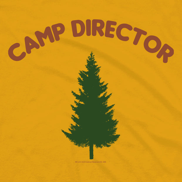 Big Brother Camp Director Adult Short Sleeve T-Shirt