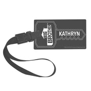 Big Brother Personalized Luggage Tag | Official CBS Entertainment Store