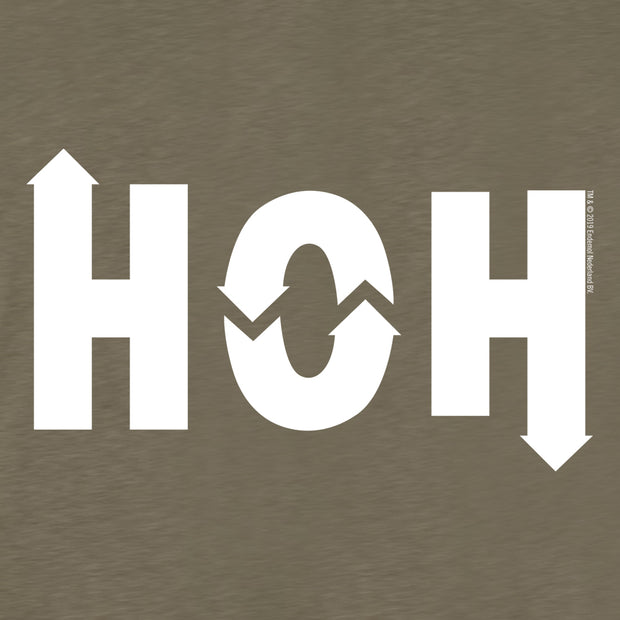 Big Brother HOH Adult Tri-Blend Short Sleeve T-Shirt