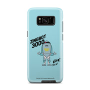 Big Brother Zingbot Tough Phone Case